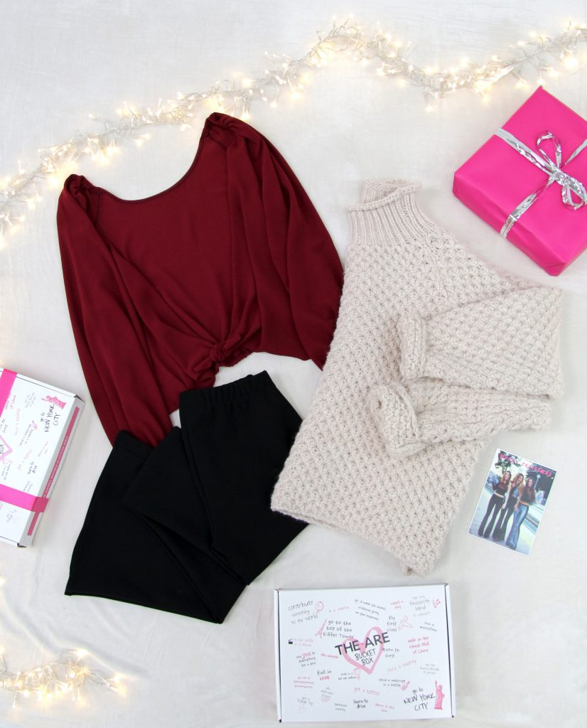 Pack regalo perfecto para Reyes. Ropa chicas jóvenes THE-ARE. (2)