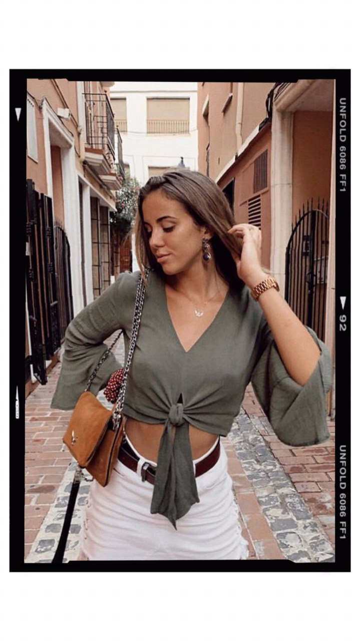Blusa Vogue - THE-ARE