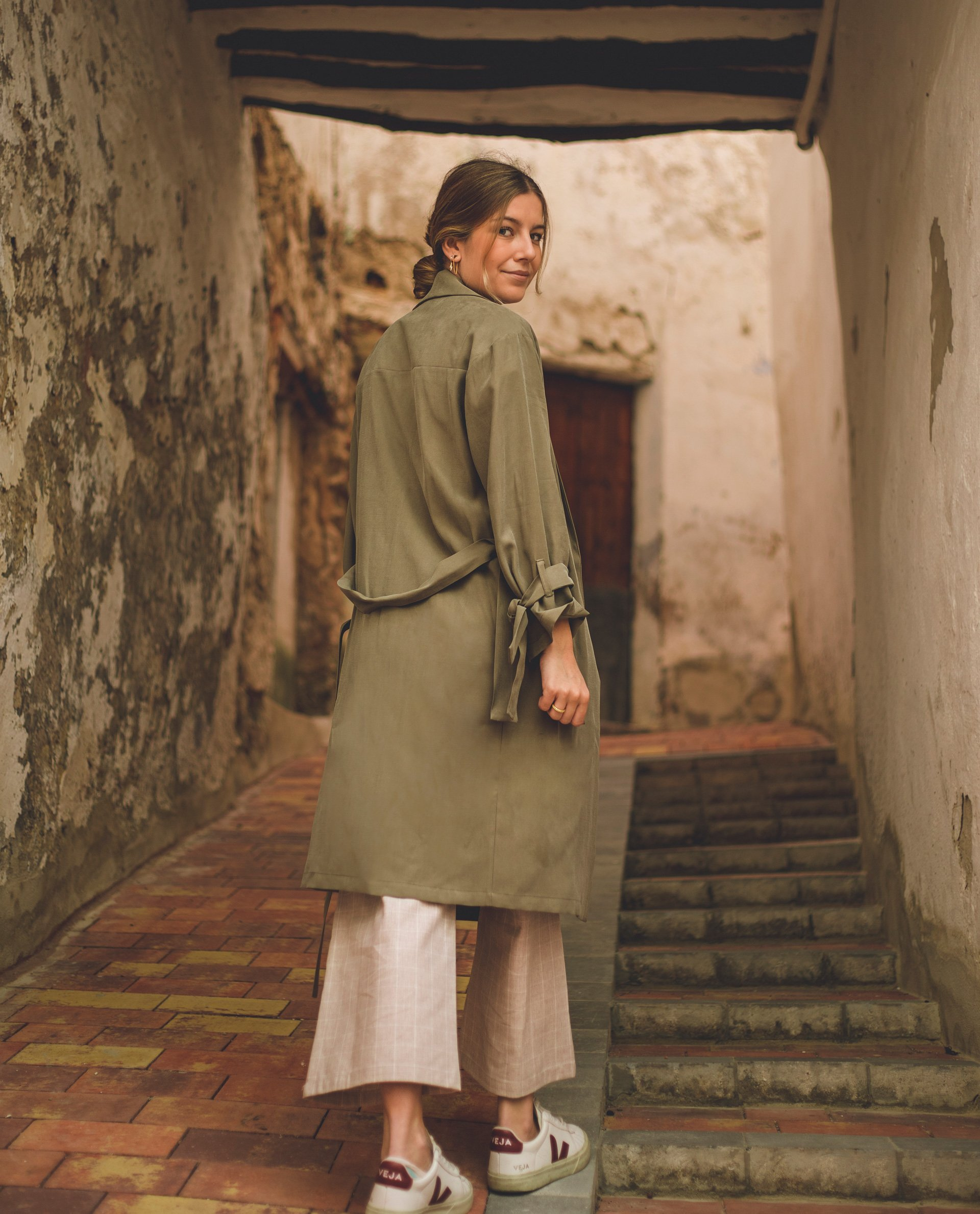 """Gabardina Believe in Yourself- """"Made of Stories"""" Spring Collection"""